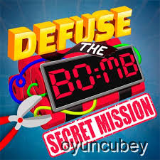 Defuse The Bombs: Secret Mission